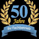 50 Jahre Fachbetrieb Siegel